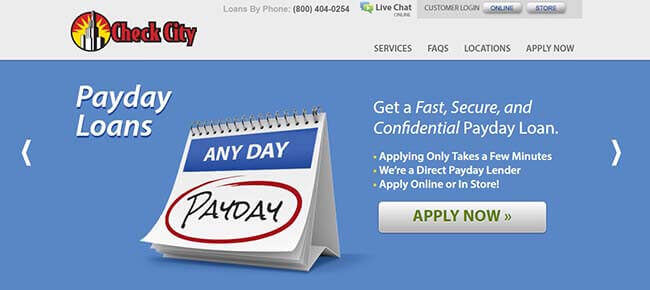 Rapid city payday loans
