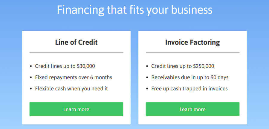 BlueVine Review UPDATED Aug - Invoice factoring company reviews