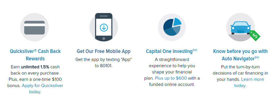 Capital One Review | Top 9 Loan Companies