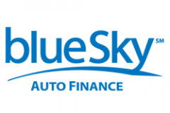 blue Sky Auto Finance logo