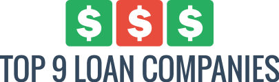 Top 9 Loan Companies